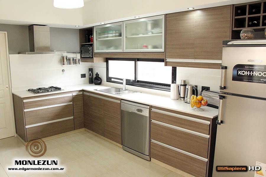 Amoblamiento de cocina a medida santarosa lapampa - Cocinas a medida ...
